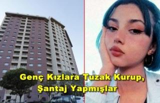 Liseli Gamze'nin Katilleri Organize Suç Çetesi...