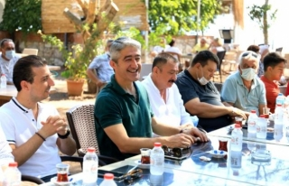 Marmaris Belediye Başkanı Mehmet Oktay'dan...