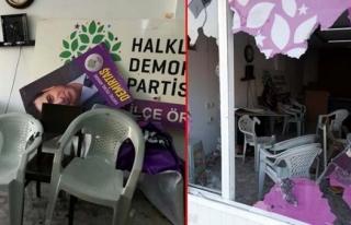 Marmaris HDP Binasına Saldırının Azmettiricisi...
