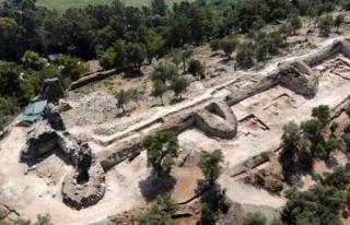 Muğla Akyaka'daki Orta Çağ'dan Kalma...