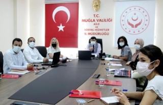 Muğla'da 'İntiharı Önleme' Toplantısı...
