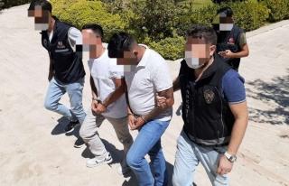 Muğla'daki Uyuşturucu Operasyonunda 5 Şüpheli...