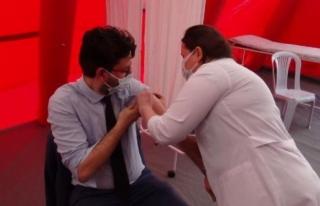 Muğla'nın Ardından Bir İl Daha Covid-19 Aşı...