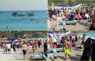 Ölüdeniz'de Can Pazarı: Tur Teknesi Battı!