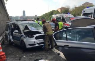 Polis Otosu Kaza Yaptı: Çok Sayıda Yaralı!