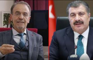 Prof. Dr. Ceyhan'dan Bakan Koca'nın Açıklamasına...