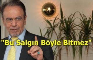 Prof. Dr. Mehmet Ceyhan'dan Aşı Karşıtlarına...
