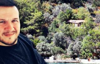 Şahan Gökbakar'ın Marmaris'teki Villası...