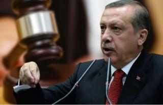 Son 3 Yılda 29 Bin Kişiye Erdoğan'a Hakaret...