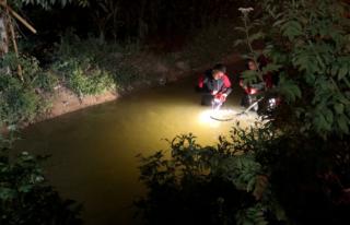 Sulama Kanalına Düşen 4 Yaşındaki Çocuktan Acı...