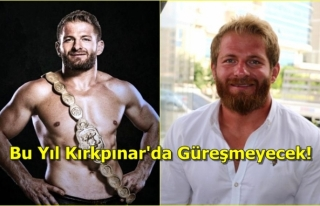 Survivor Şampiyonu Başpehlivan İsmail Balaban'dan...
