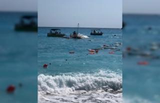 Teknenin Batmasıyla Ölen Yunus Emre'nin Cenazesi...