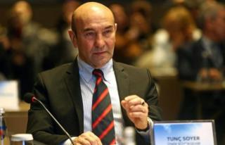 Tunç Soyer: Kanal İstanbul Değil, Önce Gediz Temizlenecek