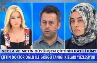 Türkiye'nin Konuştuğu Büyükşen Çifti Cinayetinde,...
