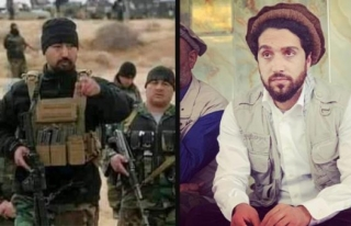 Afganistan'ın İki Efsane Komutanının Oğlu,...