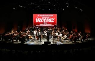 Bodrum'da 3. Kaleiçi Etkinlikleri İncesaz Konseri...
