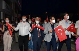 Dalaman'da 30 Ağustos Zafer Bayramı İntizar...