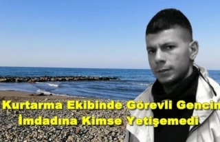 Datça'da Denize Giren Genç Gardiyan Boğularak...