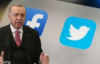 """Erdoğan'dan Sosyal Medya Platformlarına: """"Bedel..."""