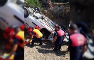 Fethiye'de Kaza: Sürücü Yaralandı!