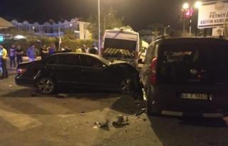 Fethiye'de Zincirleme Kaza: Çok Sayıda Yaralı!