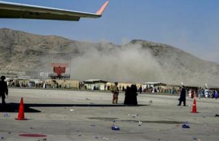 Kabil Havalimanı Yakınlarında Patlama!
