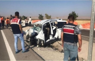 Konya'da Cinayet Gibi Kaza!