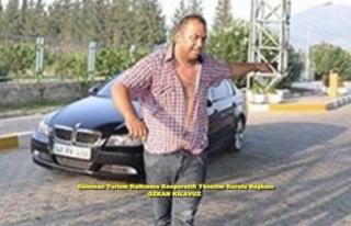 KOOPERATİF BAŞKANI ÖZKAN KILAVUZ'UN TEHDİT...