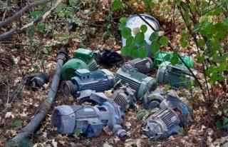 Marmaris'te Dinamo Motoru Hırsızlığıyla...