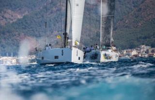 Marmaris'te HDI Loryma Cup Yelkenli Yat Yarışları...