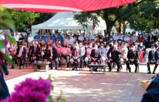 Ortaca'da 30 Ağustos Zafer Bayramı Törenle...