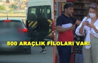 Taksi Şikayetlerinin Artmasını Fırsat Bilen Korsan...
