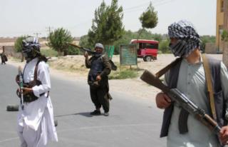Taliban'dan Çin Açıklaması!