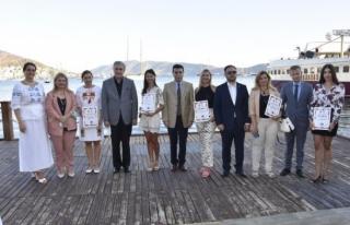 """""""Türkiye'deki Ukraynalı Ressamlar Sergisi""""..."""