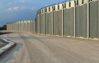 Türkiye Sınırına 40 Kilometrelik Duvar Örüldü!