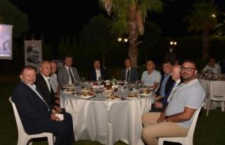 Vali Orhan Tavlı, Afetlerde Tıbbi Malzeme Desteği...