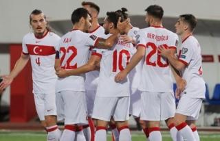 A Milli Takım, Deplasmanda Cebelitarık'ı 3-0...
