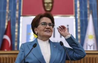 Akşener'den Cumhurbaşkanı Adaylığı Açıklaması