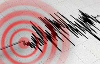 Antalya Kumluca'da Deprem!