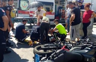 Bodrum'da Kaza Yapan Polis İçin Seferber Oldular