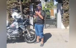 Bodrum'da Polisler, Zihinsel Engelli Gence Doğum...