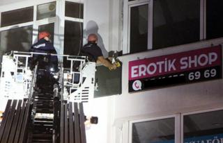 Bolu'da Açılan 'Erotik Shop' Mühürlendi!