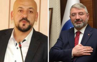 CHP'li Yılmaz ve AKP'li Aşgın Arasında...