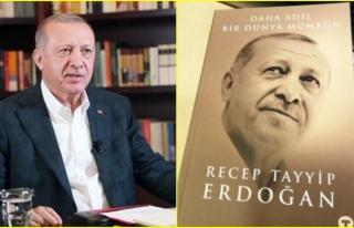 """Cumhurbaşkanı Erdoğan'ın """"Daha Adil..."""