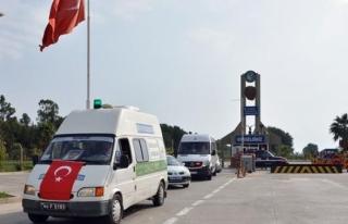 Dalaman'da Astsubay Kıdemli Başçavuş Ali...