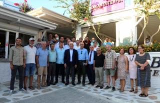 Datça Betçe'ye 30 Milyonluk İçme Suyu Müjdesi