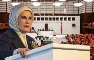 Emine Erdoğan'ın Kitabı TBMM Gündeminde!
