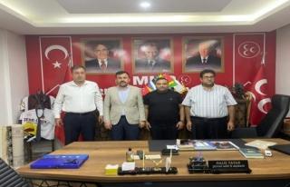 Gazeteci Ferhat Aydoğan'dan MHP Şırnak İl...