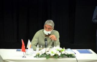 Marmaris'te Başkan Oktay'dan Aşı Çağrısı