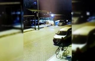 Menteşe'de Bisiklet Hırsızlığı Kamerada